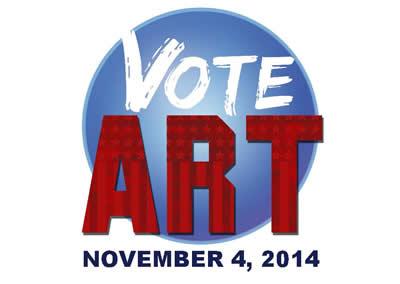 Vote Art - November 4, 2014