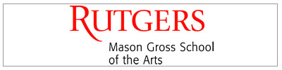 Rutgers Mason Gross School of the Arts