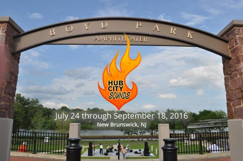 2016 Hub City Sounds Festival