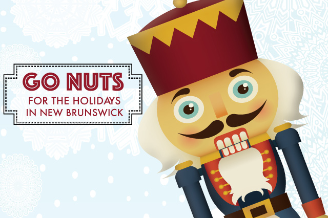 Go Nuts for the Holidays in New Brunswick