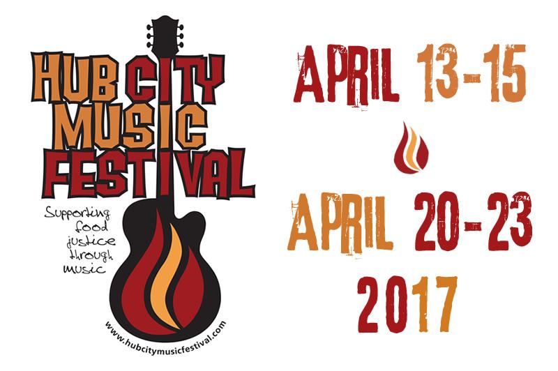 2017 Hub City Music Festival