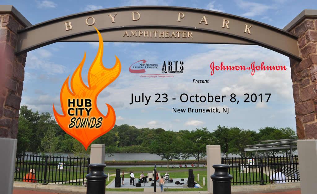 2017 Hub City Sounds Festival