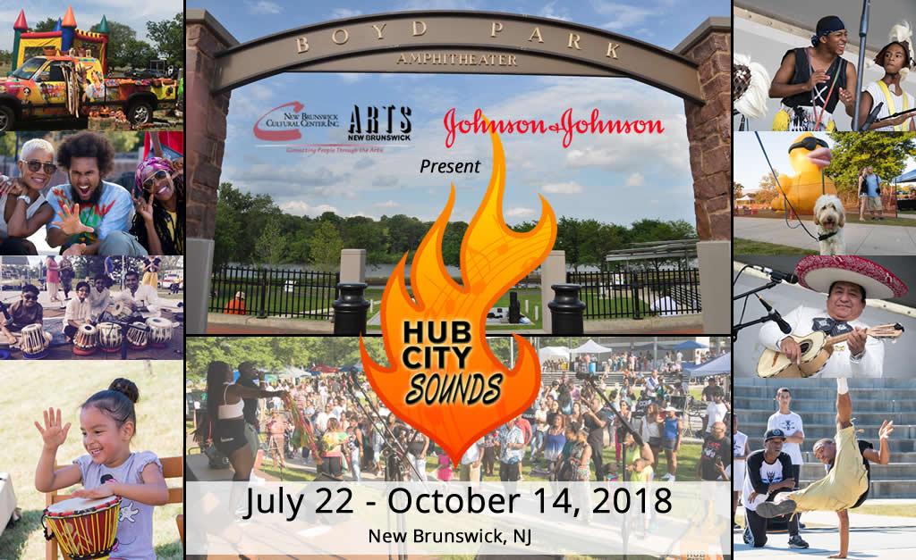 2018 Hub City Sounds Festival