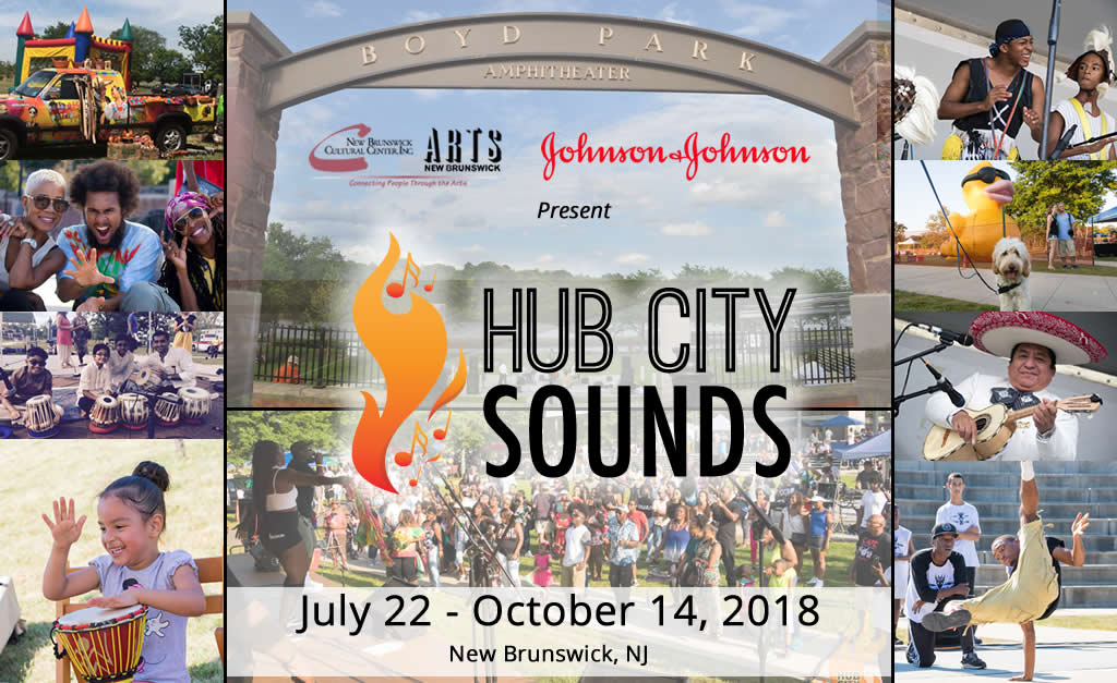 2018 Hub City Sounds Festival