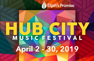 2019 Hub City Music Festival