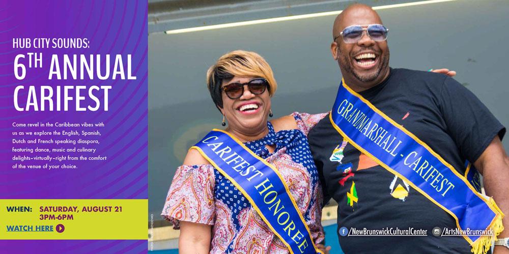6th Annual Carifest - August 21, 2021 3pm-6pm