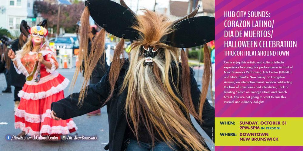 Corazon Latino Festival - October 31, 2021 - 2pm-5pm